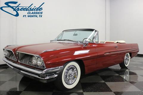1961 Pontiac Catalina for sale in Fort Worth, TX