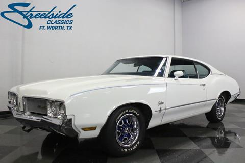 1970 Oldsmobile Cutlass for sale in Fort Worth, TX