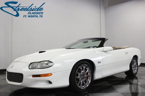 2001 Chevrolet Camaro for sale in Fort Worth, TX