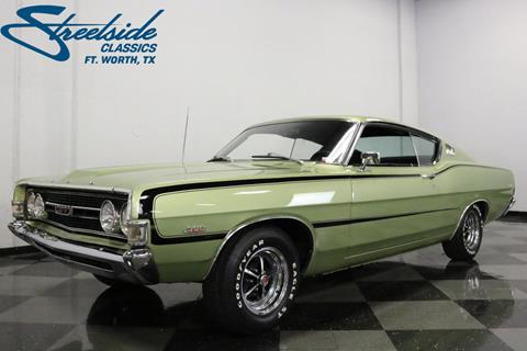1968 Ford Torino for sale in Fort Worth, TX