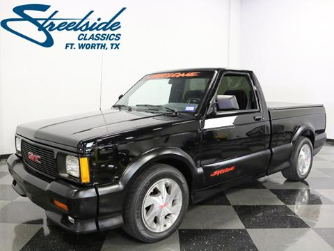 1991 GMC Syclone for sale in Fort Worth, TX