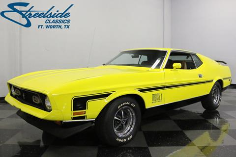 1971 Ford Mustang for sale in Fort Worth, TX