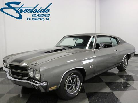 1970 Chevrolet Chevelle for sale in Fort Worth, TX