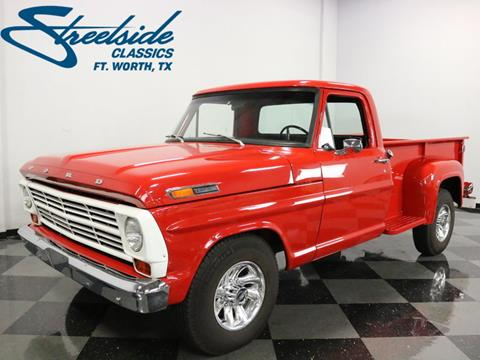 1968 Ford F-250 for sale in Fort Worth, TX