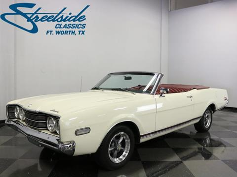 1968 Mercury Montego for sale in Fort Worth, TX