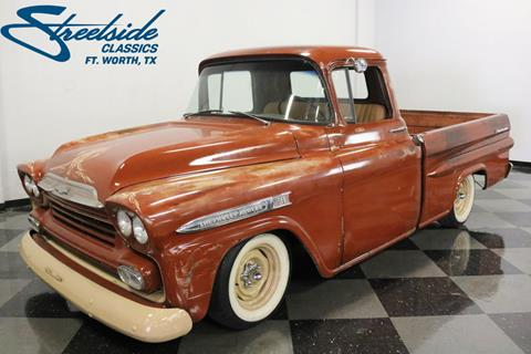 1959 Chevrolet Apache for sale in Fort Worth, TX