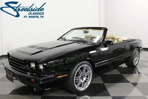 1985 Mercury Capri for sale in Fort Worth, TX