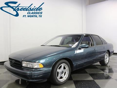 1996 Chevrolet Impala for sale in Fort Worth, TX