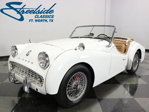 1963 Triumph TR4 for sale in Fort Worth, TX