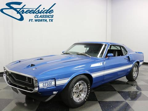 1969 Ford Mustang for sale in Fort Worth, TX