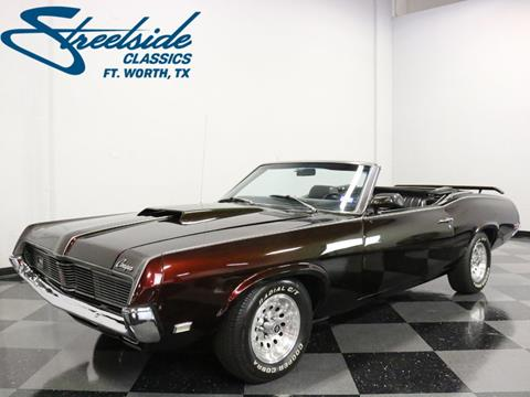 1969 Mercury Cougar for sale in Fort Worth, TX