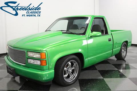 1992 GMC Sierra 1500 for sale in Fort Worth, TX