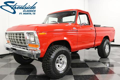 1978 Ford F-150 for sale in Fort Worth, TX