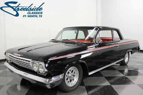 1962 Chevrolet Bel Air for sale in Fort Worth, TX