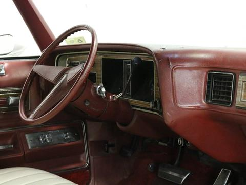 1975 Pontiac Grand Ville for sale in Fort Worth, TX