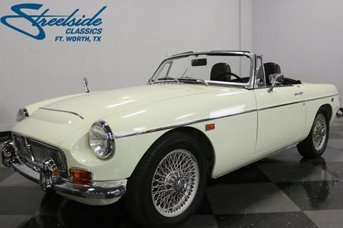 1969 MG MGC for sale in Fort Worth, TX