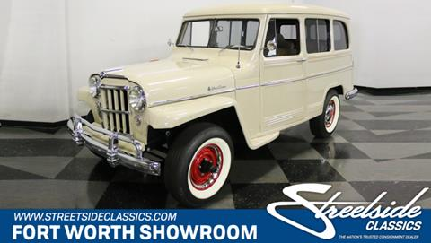 1956 Willys Jeepster For Sale in Miami, FL - Carsforsale.com®