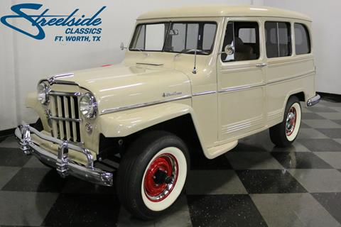 1956 Willys Jeepster for sale in Fort Worth, TX