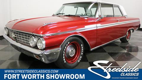1962 Ford Galaxie for sale in Fort Worth, TX