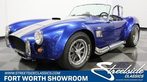 1967 Shelby Cobra for sale in Fort Worth, TX