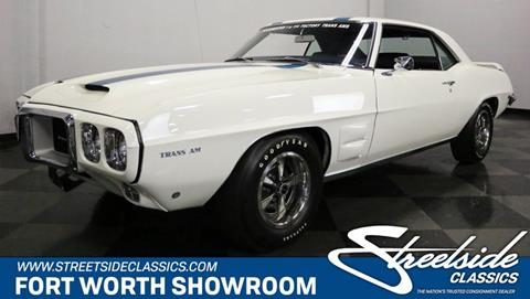 1969 Pontiac Firebird for sale in Fort Worth, TX