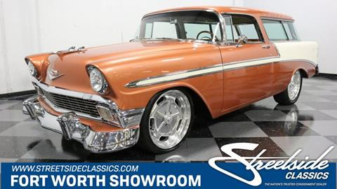 1956 Chevrolet Nomad for sale in Fort Worth, TX