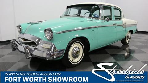 1955 Studebaker Champion for sale in Fort Worth, TX