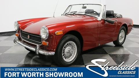 1973 MG Midget for sale in Fort Worth, TX