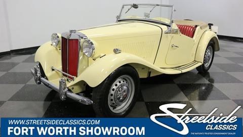 1952 MG TD for sale in Fort Worth, TX