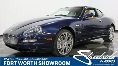 2006 Maserati Coupe for sale in Fort Worth, TX