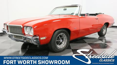 1971 Buick Skylark for sale in Fort Worth, TX