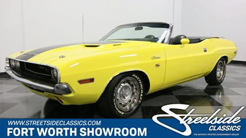 1970 Dodge Challenger for sale in Fort Worth, TX