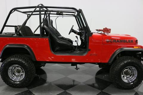 1983 Jeep Scrambler