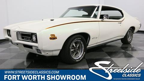 1969 Pontiac GTO for sale in Fort Worth, TX
