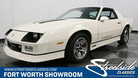 1986 Chevrolet Camaro for sale in Fort Worth, TX