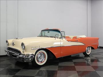 1955 Oldsmobile Ninety-Eight for sale in Fort Worth, TX