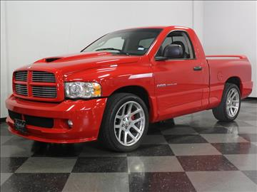 2004 Dodge Ram Pickup 1500 SRT-10 for sale in Fort Worth, TX