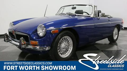 1973 MG MGB for sale in Fort Worth, TX