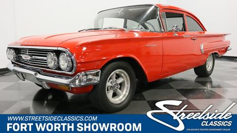 1960 Chevrolet Biscayne for sale in Fort Worth, TX