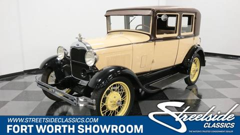 1928 Ford Model A for sale in Fort Worth, TX