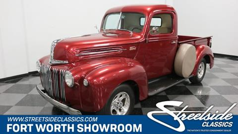 1946 Ford F-100 for sale in Fort Worth, TX