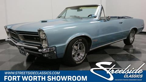 1965 Pontiac GTO for sale in Fort Worth, TX