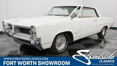 1964 Pontiac Grand Prix for sale in Fort Worth, TX