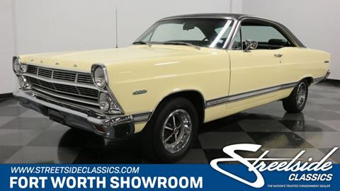 1967 Ford Fairlane for sale in Fort Worth, TX