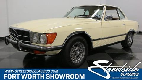 1973 Mercedes-Benz 450 SL for sale in Fort Worth, TX