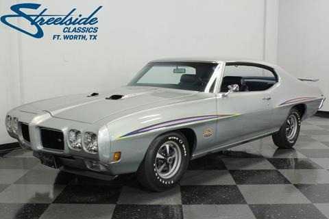 1970 Pontiac GTO for sale in Fort Worth, TX