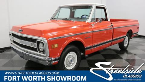 1970 Chevy Pickup >> 1970 Chevrolet C K 10 Series For Sale In Fort Worth Tx