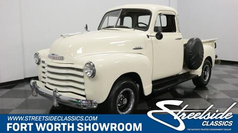 1953 Chevrolet 3100 for sale in Fort Worth, TX