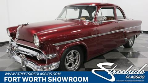 1954 Ford Crestline for sale in Fort Worth, TX