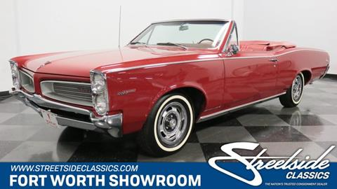 1966 Pontiac Tempest for sale in Fort Worth, TX